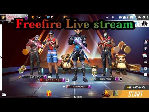 [Hindi][Nepali] FreeFire Ranked Gameplay Live!Heroic Push!!tournament coming Soon