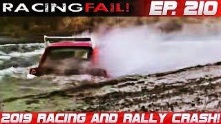 Racing and Rally Crash Compilation 2019 Week 210