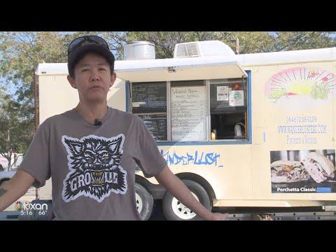 Popular San Marcos food truck park shuts down