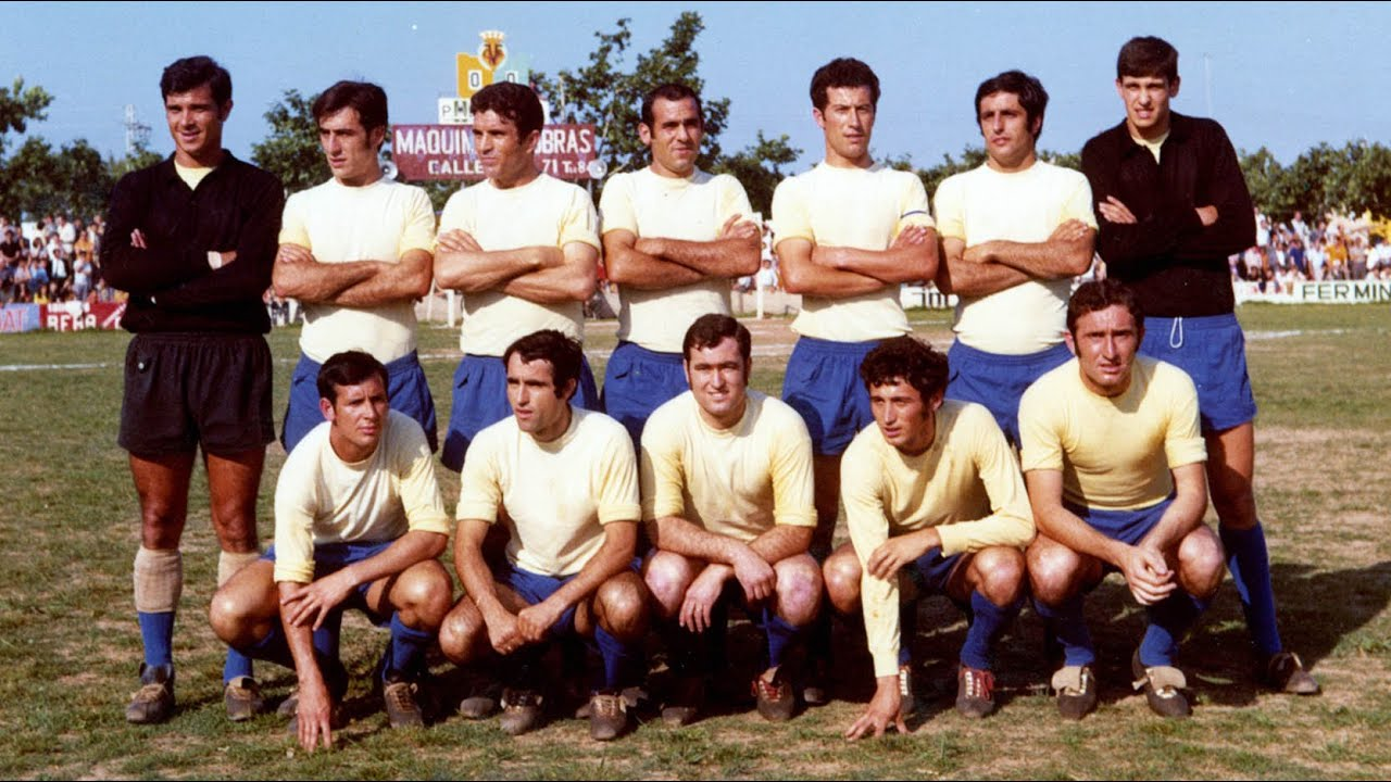 Primer Ascenso a Segunda - 1970