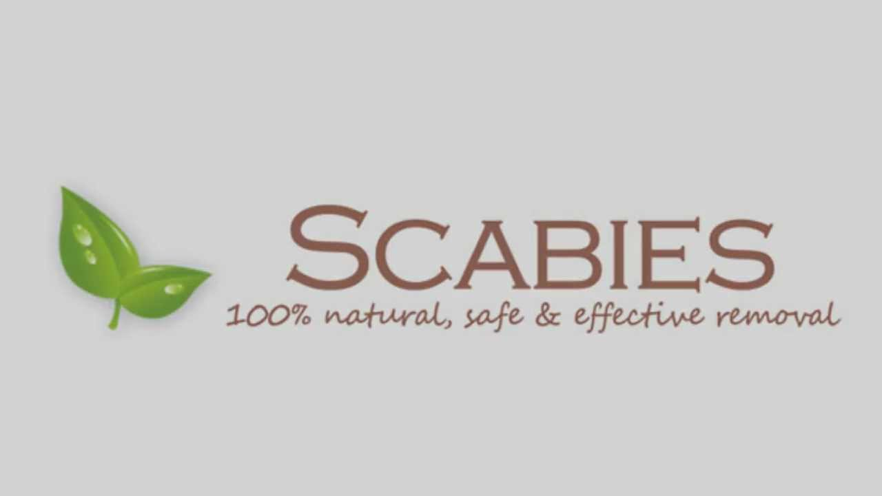 How To Treat Scabies - YouTube