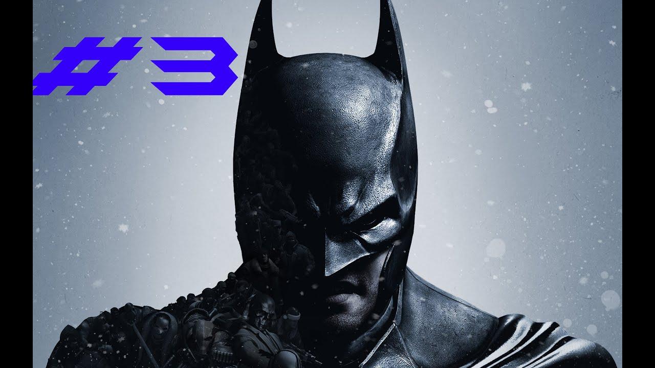 Batman Arkham Origins Part 3 Gameplay Walkthrough (HD ...