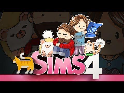 Einrichten und Franz zum weinen bringen! #50 🐈 Die Sims 4 Hunde und Katzen