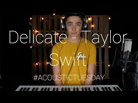 Delicate - Taylor Swift (Cover by Ian Grey)