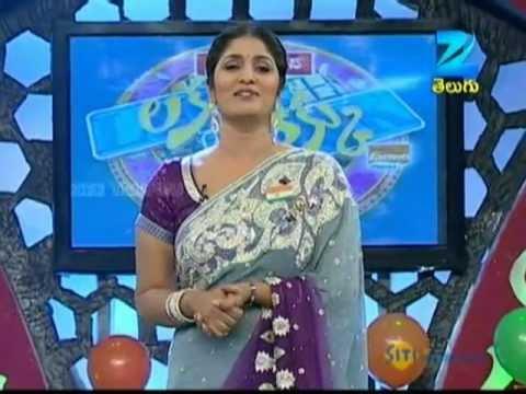 Luckku Kickku - Indian Telugu Story - Jan. 26 '12 - Zee Telugu Tv Serial - Part - 1
