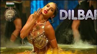 Dilbar Dilbar ( Full Video Song) Sateyamev Jayete   Naura Fatehi   Official Music Video 2018