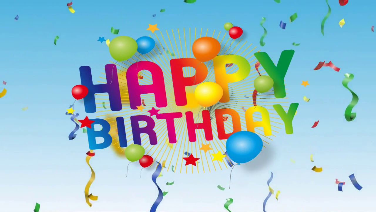 Happy Birthday To You Most Popular Version Youtube