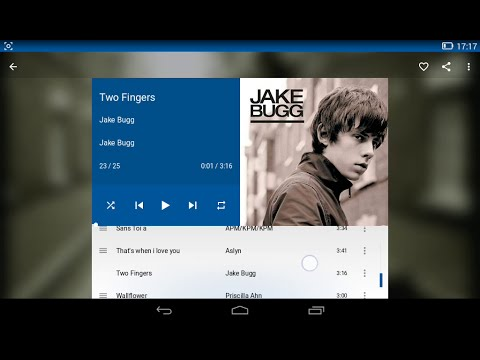 Shuttle: Material Design Based Android Music Player Video Review.