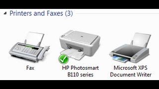 How to Print a Printer Test Page from Windows 7