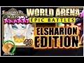 SUMMONERS WAR : Epic Battles of *ELSHARION* World Arena!