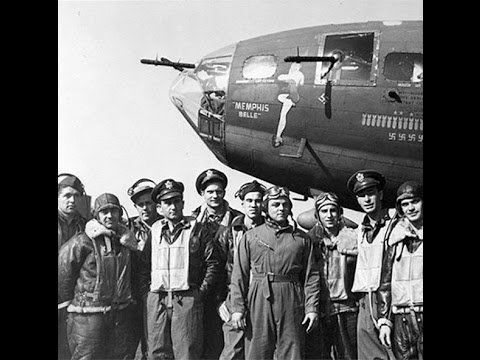 Memphis Belle The Story Of A Flying Fortress - 1944