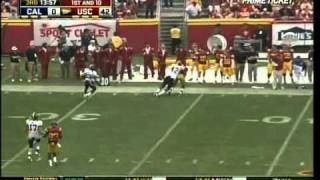 USC RB #26 Marc Tyler Highlights 2010