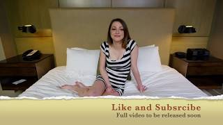 Interview of a beautiful girl, love experience