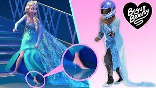 Baixar I Tried Running On Ice In Heels Like Elsa In Frozen