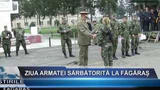 Ziua Armatei sarbatorita la Fagaras