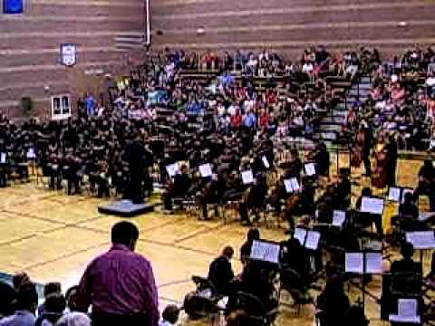 052611 Schofield School Advanced Orchestra Finale
