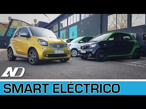 Smart Electric Drive - Primer vistazo desde Touluse