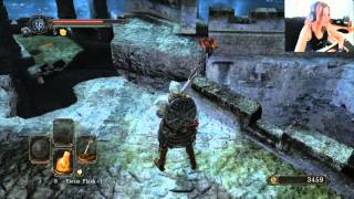 STREAM: Dark Souls 2: The Lost Sinner