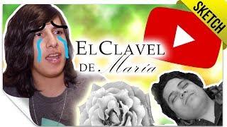 Quiero Ser YouTuber   PARODIA: LA ROSA DE GUADALUPE   QueParió! ft. MissaSinfonia