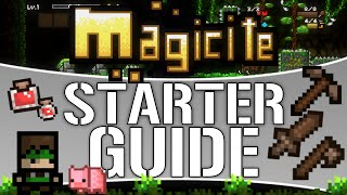Magicite Starter Guide | The Basics