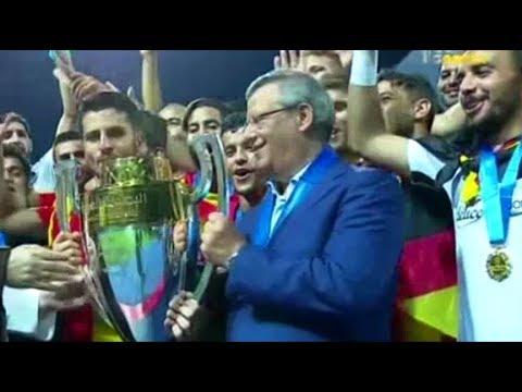 l'Espérance Sportive de Tunis championne Arabe - الحدث - الترجي التونسي بطل العرب