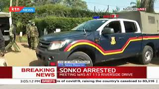 Sonko arrested: Events that occurred  before Nairobi Governor Mike Sonko was arrested