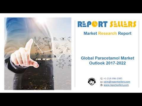 Global Paracetamol Market Research Report | Report Sellers