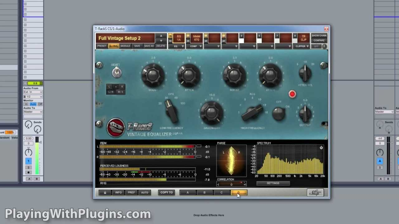 Ik Multimedia T Racks Cs Review Playingwithplugins