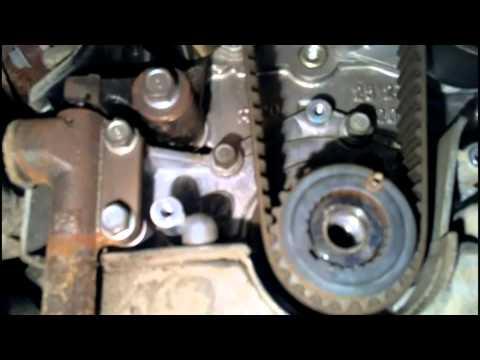 Замена ремня ГРМ на Hyundai Tucson V6 2.7