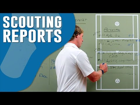 How to Create a Lacrosse Scouting Report