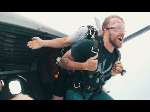 Skydiving in NEW YORK