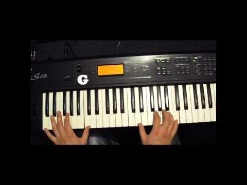 HOSANNA PAUL BALOCHE ( EMANUEL NAVARRO- PIANO CHORDS)