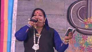 Superhit Garhwali Lok Geet and Dance Song in kauthig Indirapuram 2016.