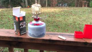 Bulin BL300-F2 Lightweight Camping Lantern Review