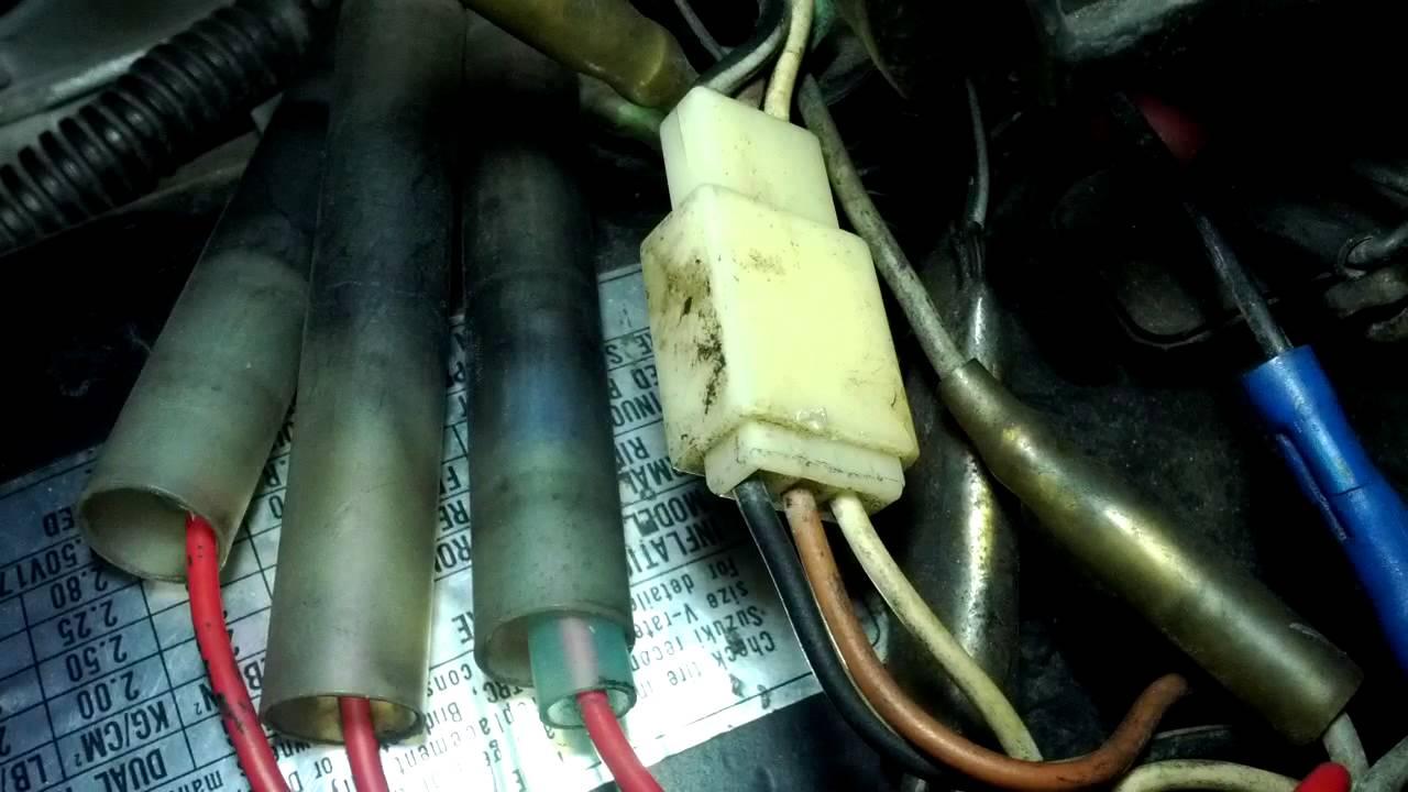 suzuki rf900r motorcycle wiring diagrams suzuki gs1100e