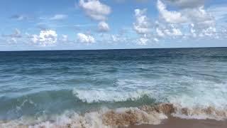 4 May 2019 Karon beach Phuket Thailand low season came