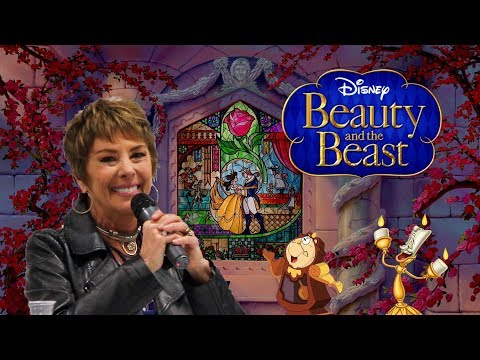 Paige O'Hara  The Voice of Belle  Beauty and the Beast Panel