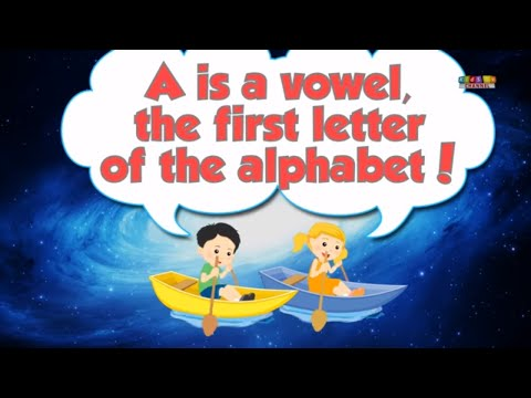 Phonics Song | A Letter of the Alphabets | Kids Nursery Song