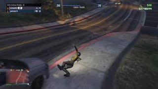 GTA 5 | NPC Hit N' Run