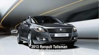 Renault Talisman 2013 Videos