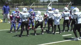 Harlem Jets vs Bronx Giants