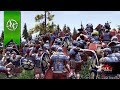 INSANE Charge Of The Roman Legion - Tiger Knight Empire War - Best Free To Play 2017?