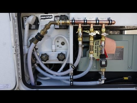 TCM Mod - Plumbing Update