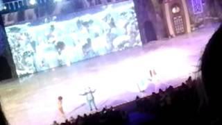 Представление Джинглики в СК Олимпийском 03.01.2016