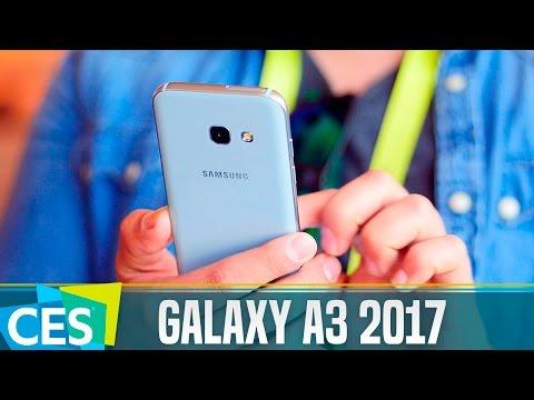 Samsung Galaxy A3 2017, primeras impresiones #CES17