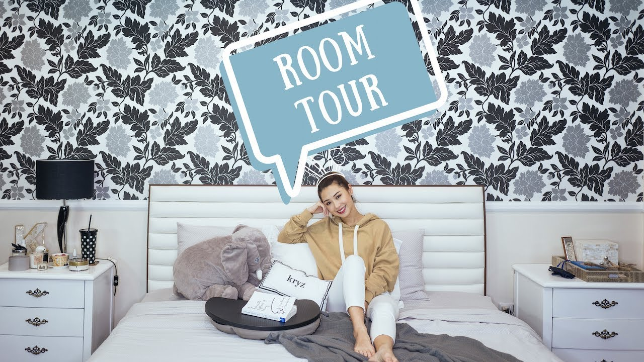 Room Tour   Kryz Uy - YouTube