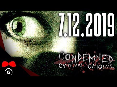 Condemned: Criminal Origins | #2 | 7.12.2019 | Agraelus | 1080p60 | PC | CZ