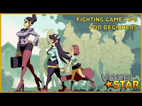 Fighting Game Basics: For New Players