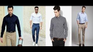New Formal Look For Men