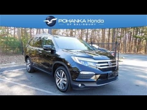 2017 Honda Pilot Elite AWD ** 1 Owner ** Honda Certified 7 Year/100,00 **